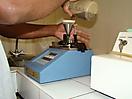 Analyse de la richesse en sucres du jus extrait d'un échantillon de canne, en centre de réception
