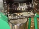 Petit moulin pour extraction du jus de canne à sucre